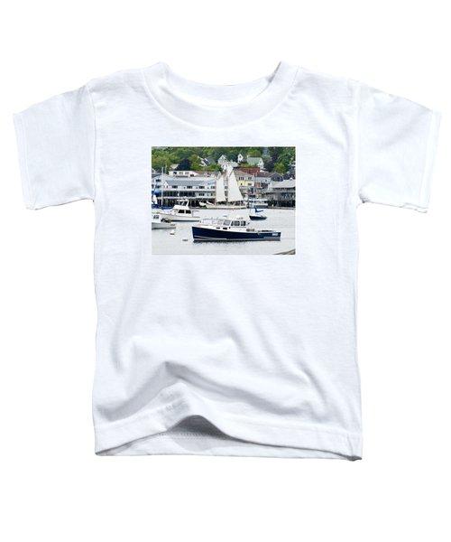 Boothbay Harbor Toddler T-Shirt
