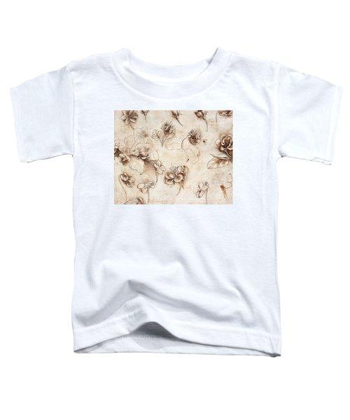 Botanical Table Toddler T-Shirt