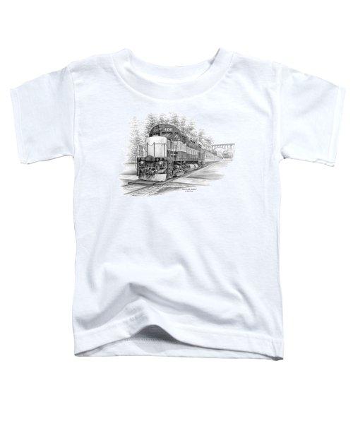 Brecksville Station - Cuyahoga Valley National Park Toddler T-Shirt