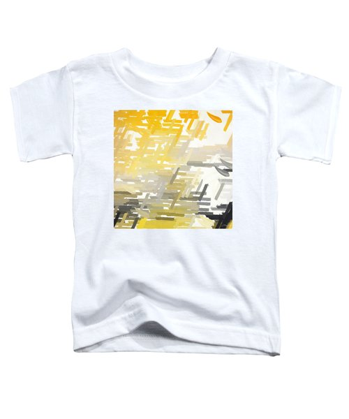 Bright Slashes Toddler T-Shirt