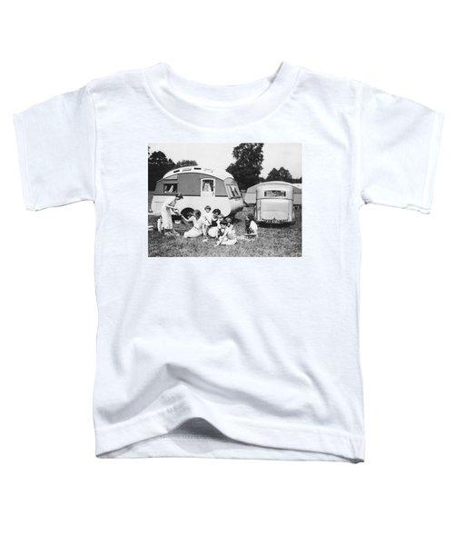 British Caravan Campers Toddler T-Shirt