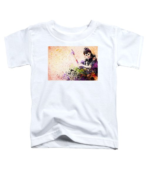 Bruce Springsteen Splats 2 Toddler T-Shirt
