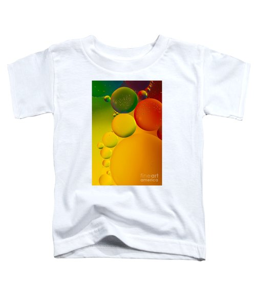 Bubbles Toddler T-Shirt