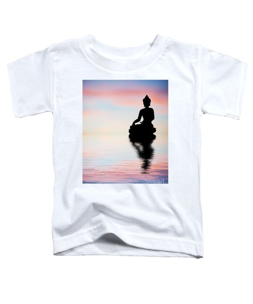 Buddha Reflection Toddler T-Shirt