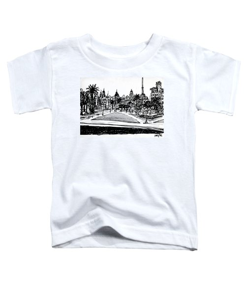 Buenos Aires Argentina  Toddler T-Shirt