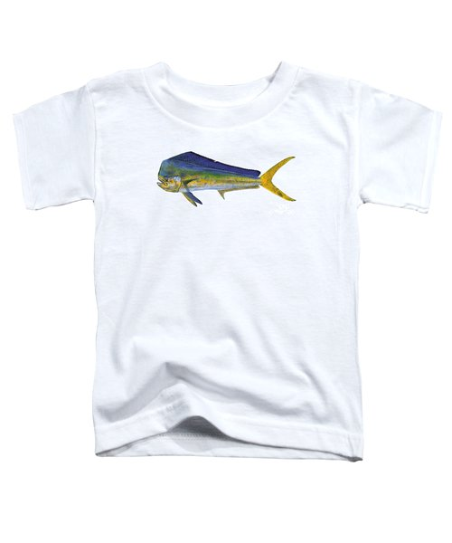 Bull Dolphin Toddler T-Shirt