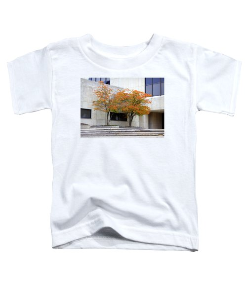 Burst Of Color Toddler T-Shirt