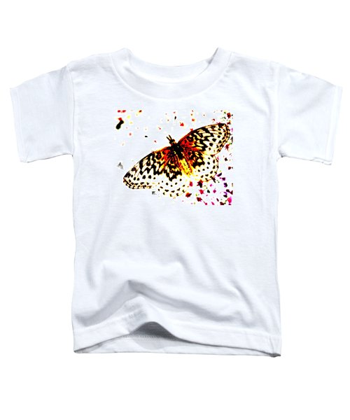 Butterfly 4 Toddler T-Shirt