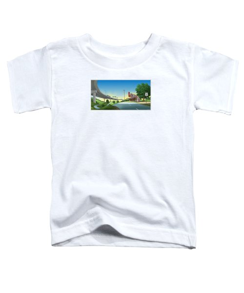Bypassed Toddler T-Shirt