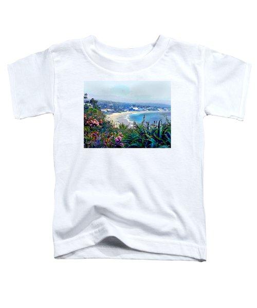 California Riviera Toddler T-Shirt