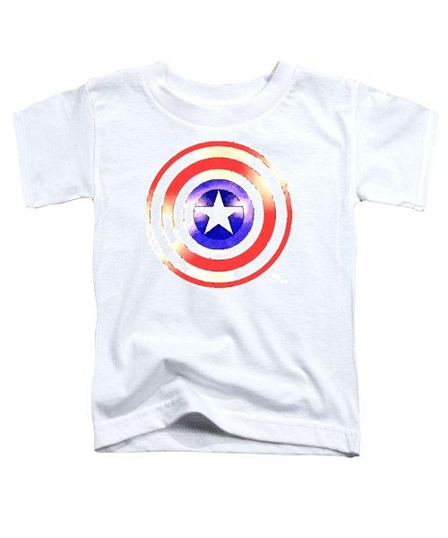 Cap Am Shield Toddler T-Shirt