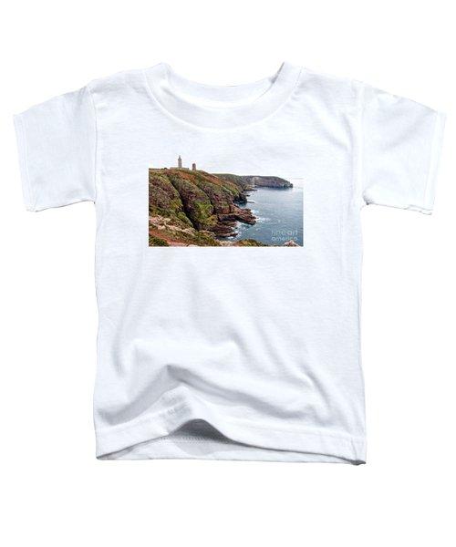 Cap Frehel In Brittany France Toddler T-Shirt