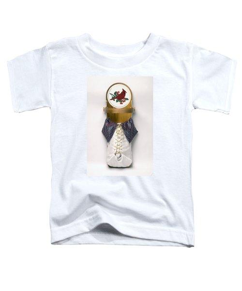 Cardinal Cradleboard Toddler T-Shirt