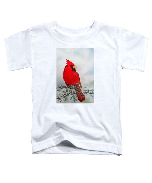 Cardinal Toddler T-Shirt