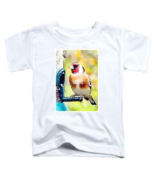 Carduelis Carduelis 'waterfinch' Toddler T-Shirt