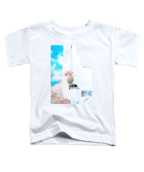 Casa Blanca Toddler T-Shirt