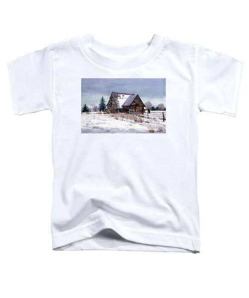 Cache Valley Barn Toddler T-Shirt