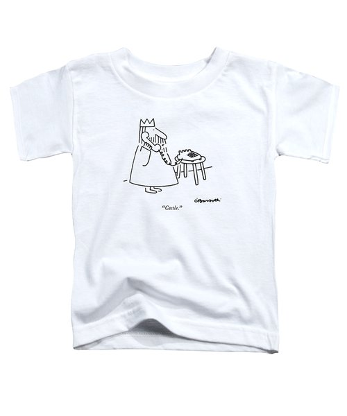 Castle Toddler T-Shirt