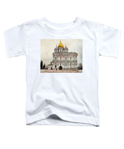Cathedral Of The Archangel Toddler T-Shirt