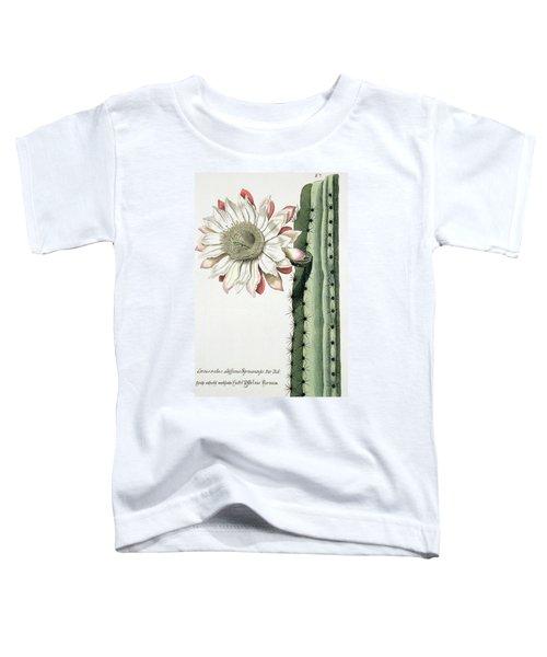 Cereus Erectus Altissimus Syrinamensis Toddler T-Shirt