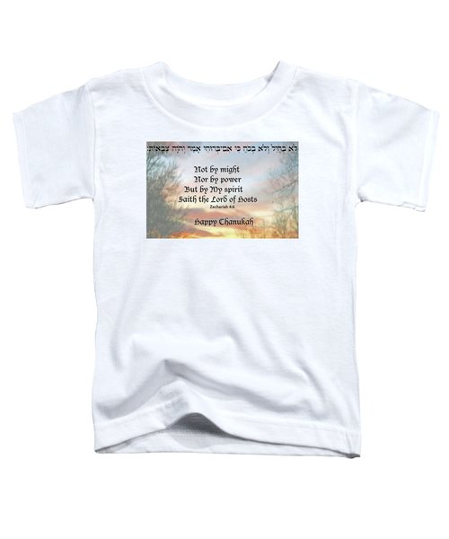 Chanukah Zech 4-6 Toddler T-Shirt