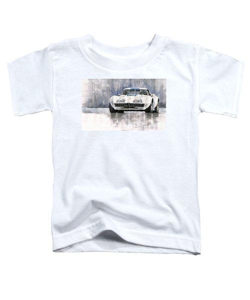Chevrolet Corvette C3 Toddler T-Shirt