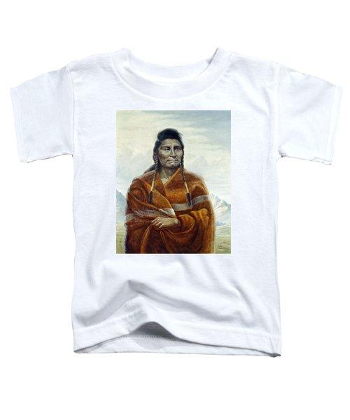 Chief Joseph Toddler T-Shirt