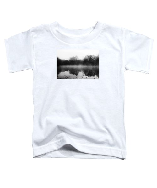 Chilly Morning Reflections Toddler T-Shirt