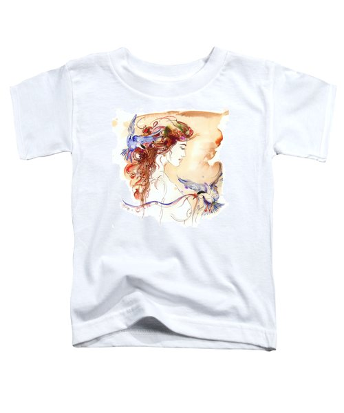 Cinderella Story Toddler T-Shirt