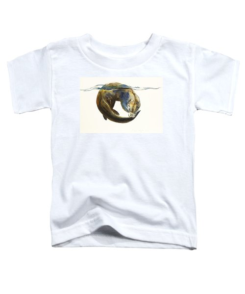 Circle Of Life Toddler T-Shirt