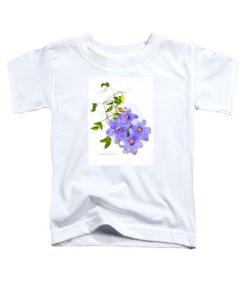 Clematis Toddler T-Shirt