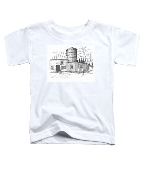Clermont Barn 1 Toddler T-Shirt