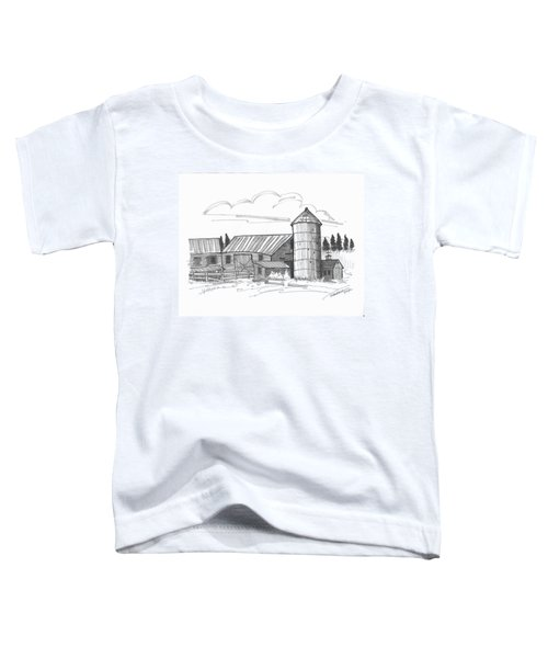 Clermont Barn 2 Toddler T-Shirt