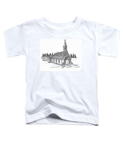 Clermont Chapel Toddler T-Shirt