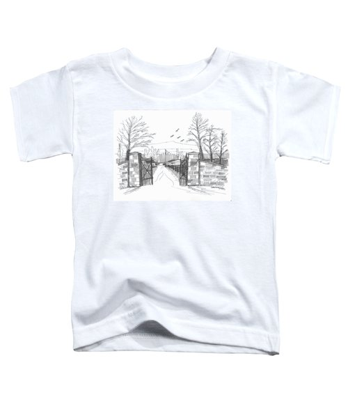 Clermont Farm Gate Toddler T-Shirt