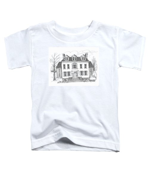 Clermont Historic Site Toddler T-Shirt