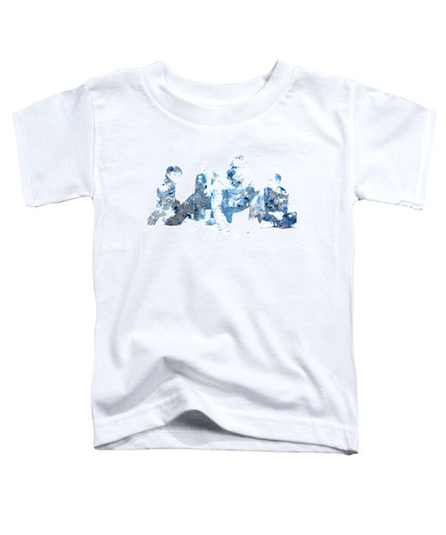 Coldplay Toddler T-Shirt by Brian Reaves