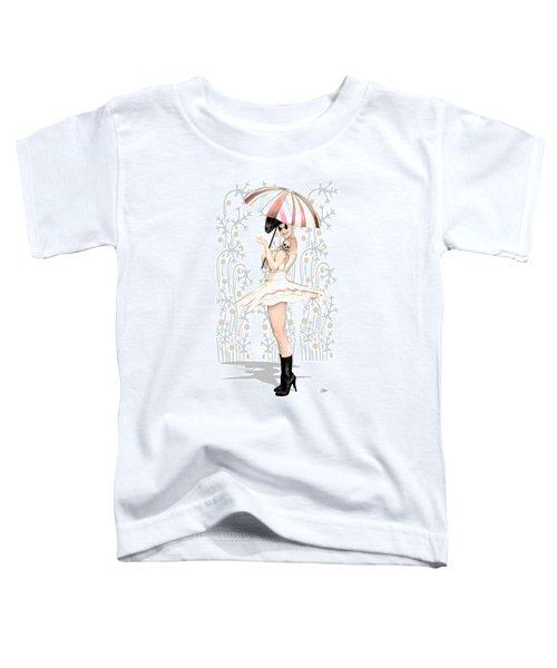 Daisy Commedia Dell'arte  Toddler T-Shirt