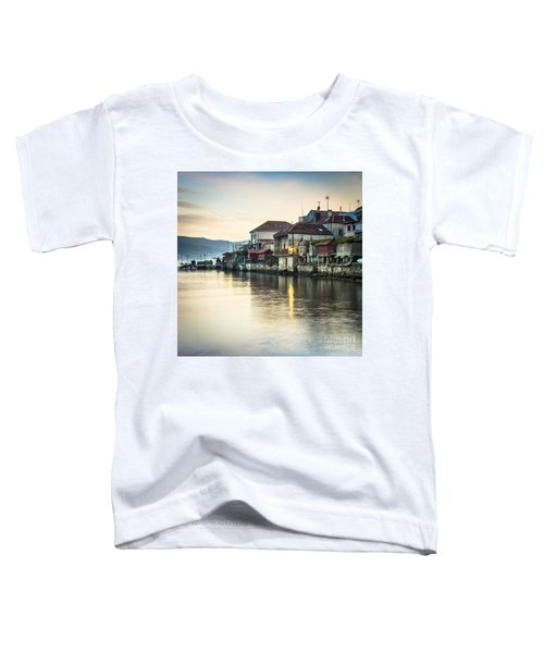Combarro Pontevedra Galicia Spain Toddler T-Shirt