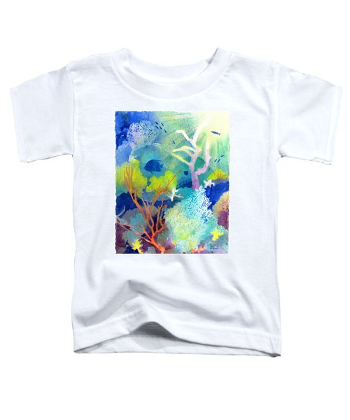 Coral Reef Dreams 1 Toddler T-Shirt