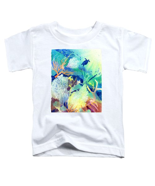 Coral Reef Dreams 2 Toddler T-Shirt