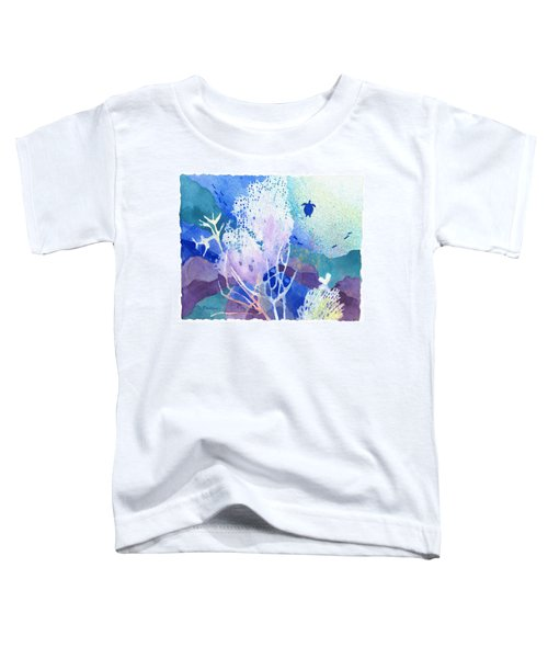 Coral Reef Dreams 5 Toddler T-Shirt