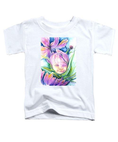 Cosmos Bud Toddler T-Shirt