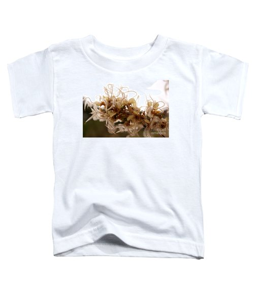 Curlleaf Mountain Mahogany Toddler T-Shirt