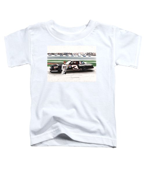 Dale Earnhardt Goodwrench Monte Carlo Toddler T-Shirt