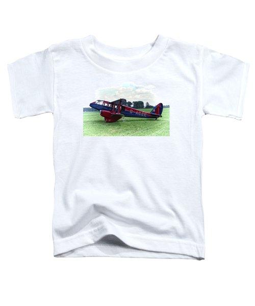 De Havilland Dragon Rapide Toddler T-Shirt