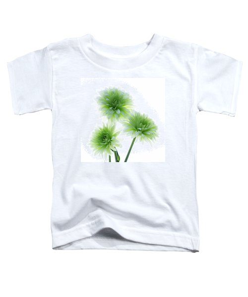 Deep In The Roots All Flowers Keep The Light Toddler T-Shirt