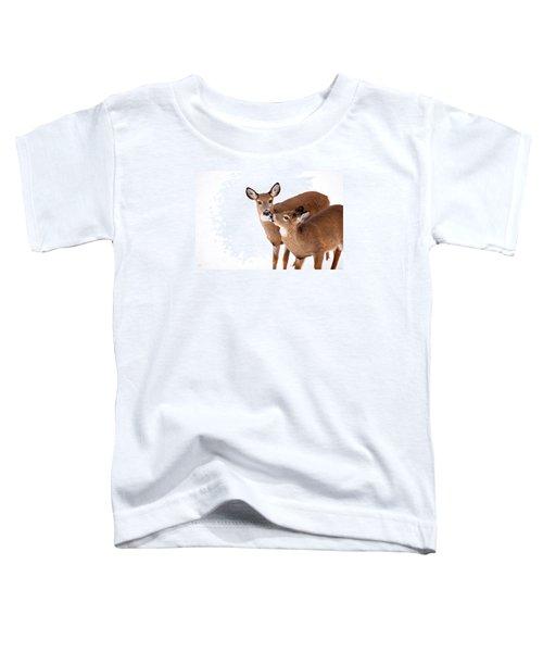 Deer Kisses Toddler T-Shirt