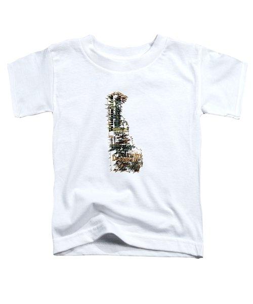Delaware Toddler T-Shirt