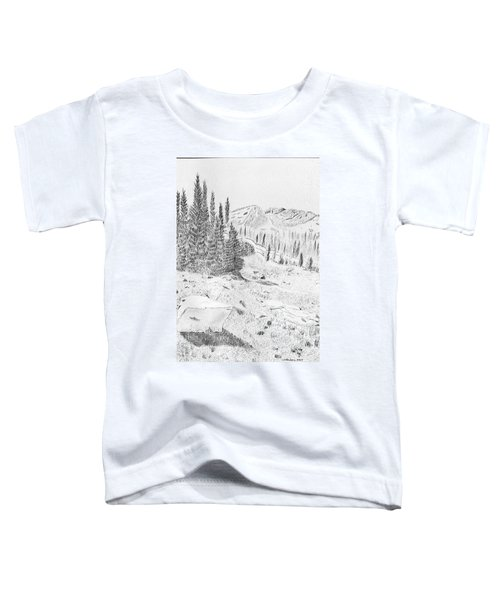 Devil's Castle Toddler T-Shirt